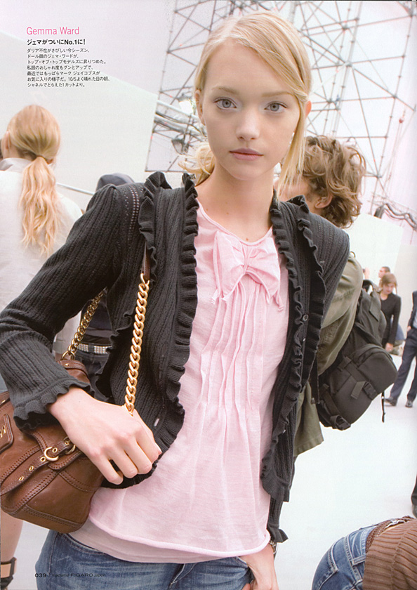 gemma ward weight. gemma ward. May 1, 2009