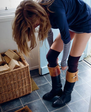 i love thinspiration with boots!